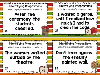 All About Prepositions, Prepositional Phrases, and Object of the Preposition