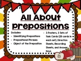 All About Prepositions, Prepositional Phrases, and Object