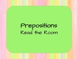 Prepositions Read the Room