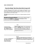 """Prepositions Review, Lauryn Hill's """"Everything is Everything"""""""