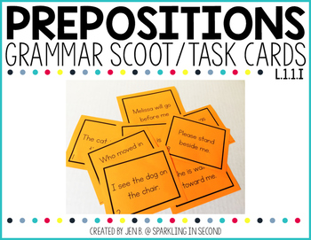 Prepositions Scoot