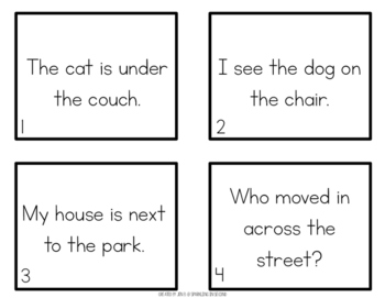 Prepositions Scoot