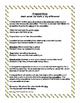 Prepositions Study Sheet