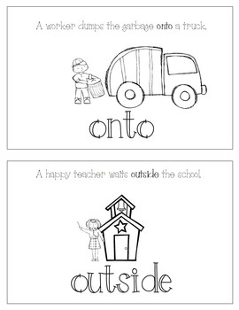 Prepositions We Use: A resource for Teachers and Students