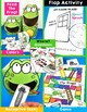 Prepositions & Where Questions- Feed Me Language Frog!