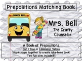 Prepositions Word Book