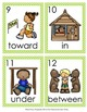 Prepositions Write the Room Activity
