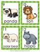 Zoo Animals Write the Room Activity