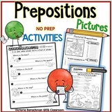 ⭐Prepositions -Pictures-⭐