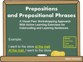 Prepositions and Prepositional Phrases: Active Learning Approach