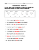 Prepositions and Prepositional Phrases Quiz