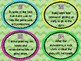 Prepositions and Prepositional Phrases Task Cards (32) - Set 2 Common Core