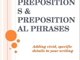 Prepositions and prepositional phrases - skills, hints, and practice