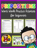 Prepositions for Beginners