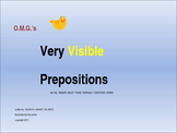 Prepositions for ESL