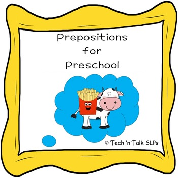 Prepositions for Preschool