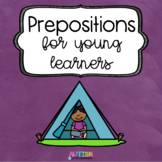 Prepositions for Young Learners- Set 1
