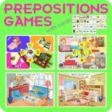 Prepositions games