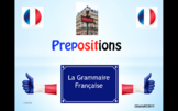 Prepositions in French - A Complete Guide.