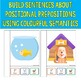 Prepositions interactive book - colorful semantics