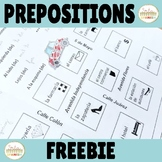 Prepositions of Location in Spanish Presentation and Pract