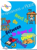 Prepositions of Place ESL EFL