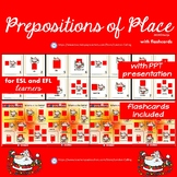 Prepositions of Place for ESL and EFL learners with a Powe