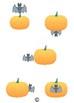 Prepositions with Pumpkins & Bats