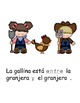 Prepositions with farm animals in Spanish