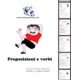 Preposizioni e verbi italiani