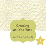 Expository Essay Preparation: Creating an Idea Bank for STAAR 4th Grade Writing
