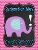 Preppy Elephant Punctuation Posters