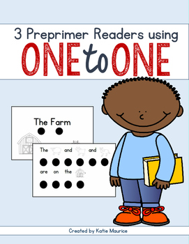 Preprimer Reader with 1:1 Correspondence