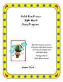 Preprimer Sight Word Program