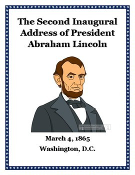 Abraham Lincoln Primary Source Close Reading for Middle & High