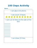 100 Days Activity