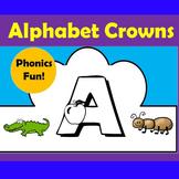 Alphabet Crafts   Preschool Kindergarten 1st Grade   Alpha