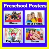 Bulletin Board | Preschool Kindergarten 1st Grade | Poster