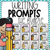 Preschool Writing Prompts - The Bundle