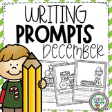 Writing Prompts for December   December Activities   December Writing Centers