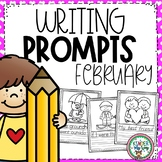 Writing Prompts for February | February Activities | February Writing Centers