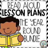 Read Aloud Lesson Plans Preschool - The Bundle