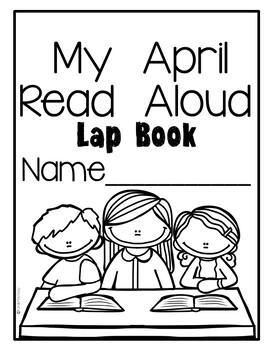 April Read Aloud Lesson Plans {PRESCHOOL}