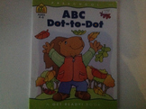 Preschool ABC dot to dot
