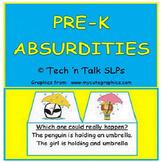 Preschool Absurdities