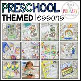 Preschool Activities and Curriculum GROWING BUNDLE