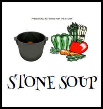 Preschool Activities for Stone Soup