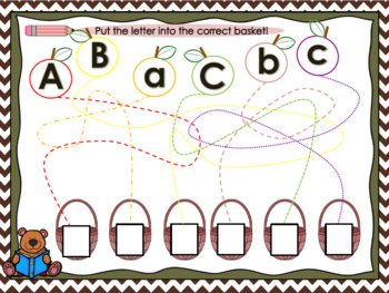 Preschool Activities with Letters: Learn, Write and Play