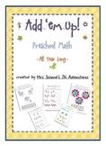 Preschool Add 'Em Up  All Year Long