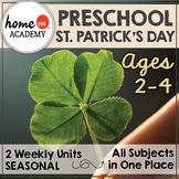 Preschool St. Patricks Day - Big Bundle for Preschool, Pre
